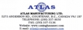 Atlas Manufacturing Ltd.